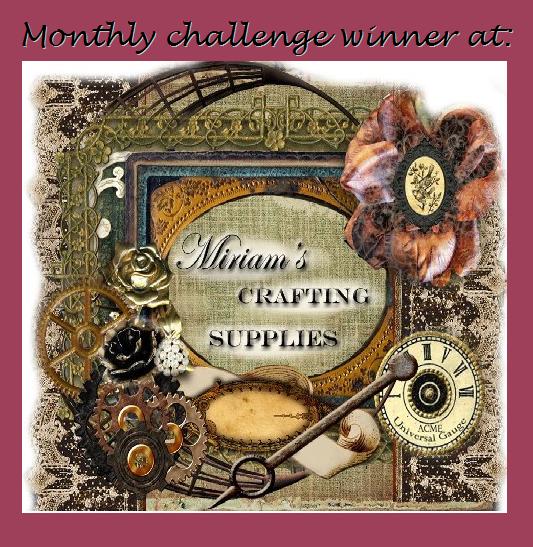 I Won Miriam's Challenge