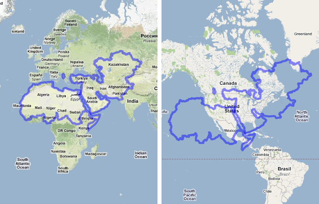 Mapfrappe the muslim world most of the muslim world vs the united states gumiabroncs Image collections