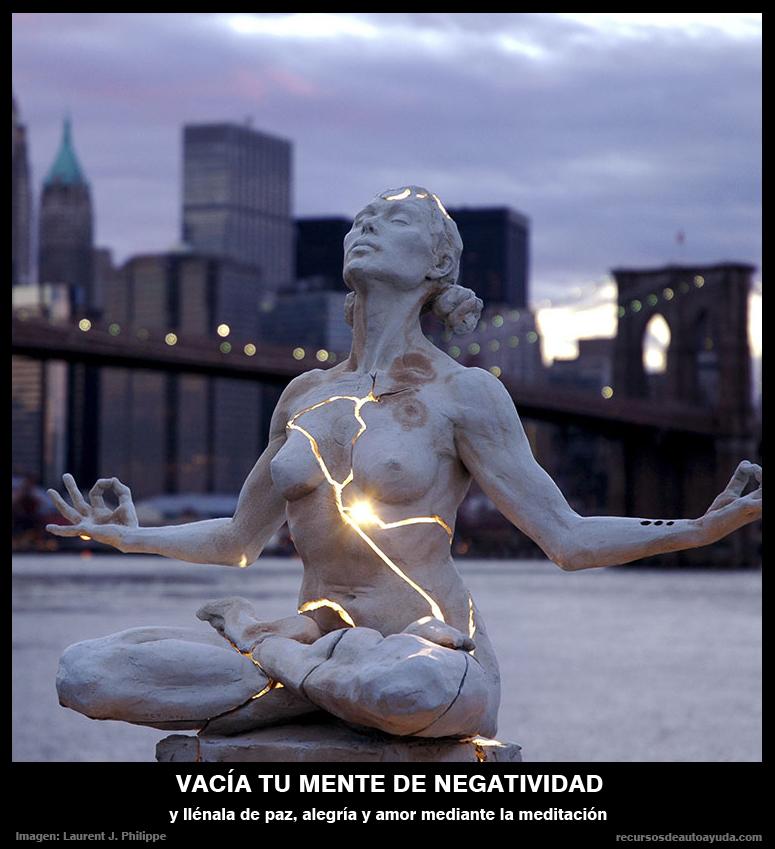 Imagen: La meditación es el camino