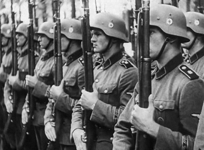 Waffen-SS  Waffen Ss March