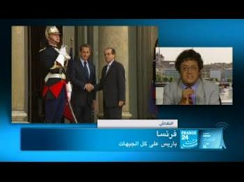 La France, l'Arabie Saoudite, l'Algérie et le marché des armes