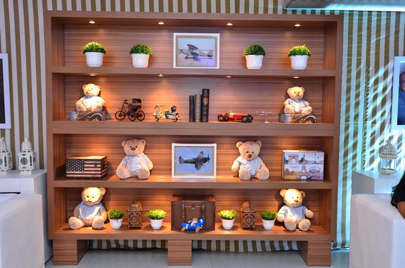 festa jardim dos ursos:Festa Infantil do Urso Aviador – Davi 1 ano