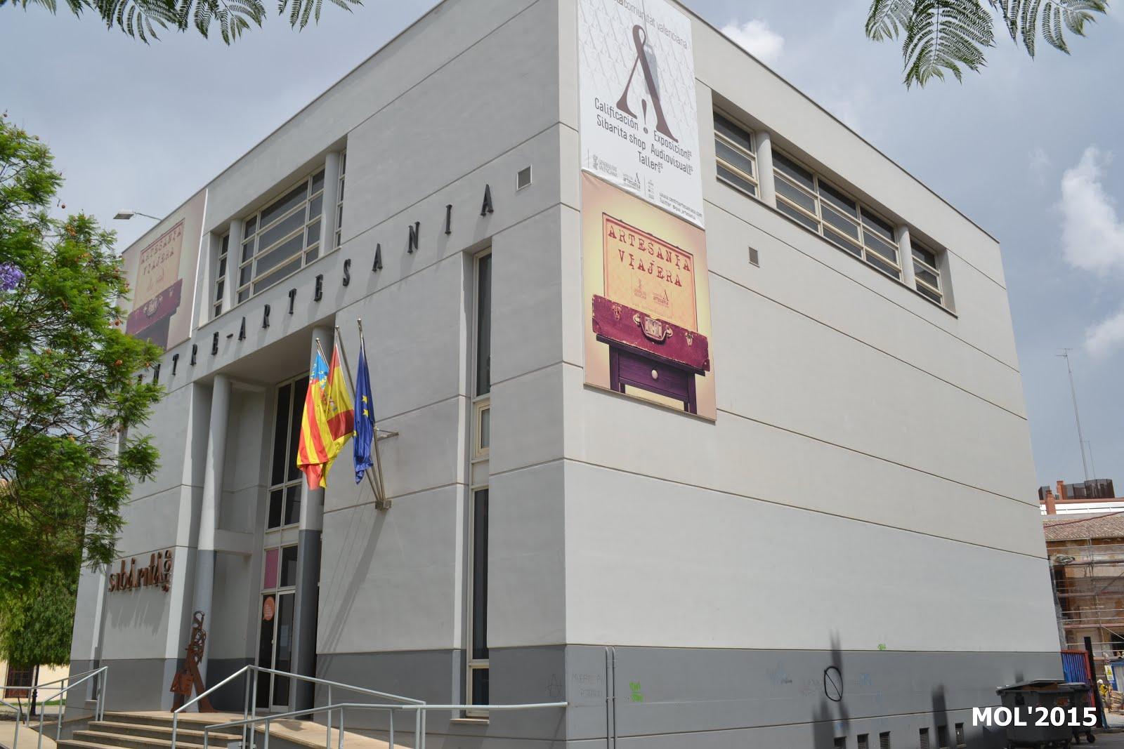 28.09.15 CENTRO DE ARTESANÍA DE LA COMUNITAT VALENCIANA
