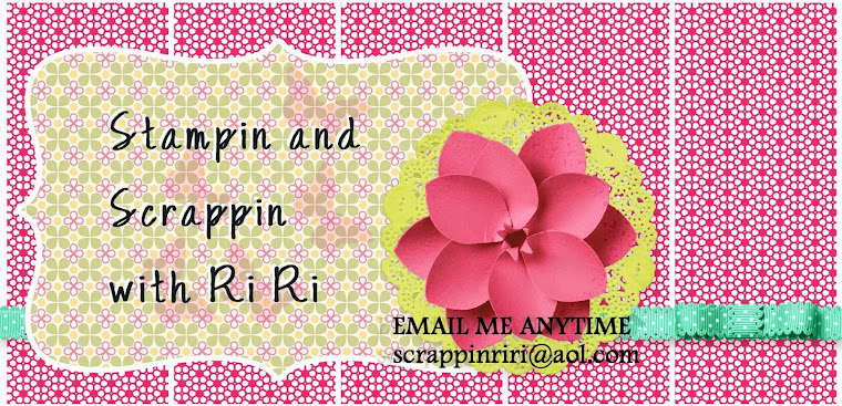 Stampin and Scrappin With Ri Ri