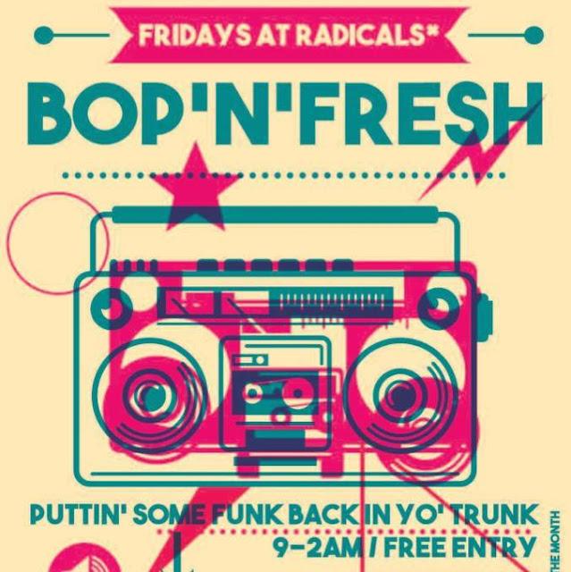 Bop'n'Fresh Vol.1 - DJ Isit Mixtape