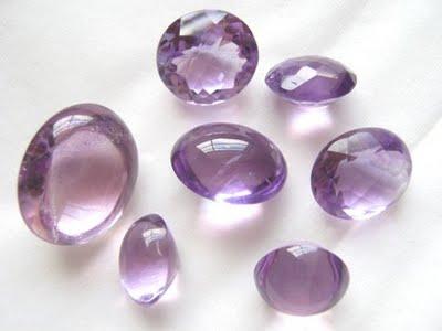 Batu Kecubung Ungu