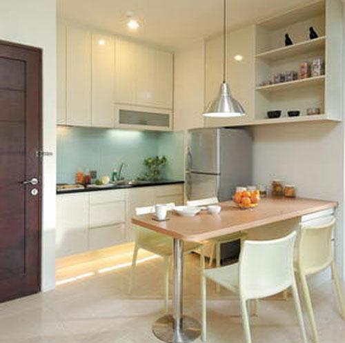 Gambar  Desain Dapur Rumah Minimalis