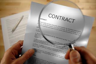 Kontrak Pengadaan Jasa Konsultansi