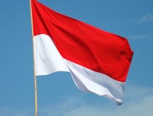 foto bendera Indonesia