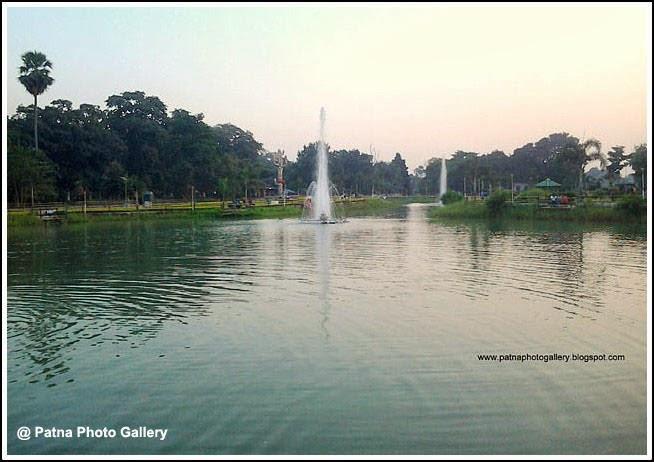 Eco Park Lake