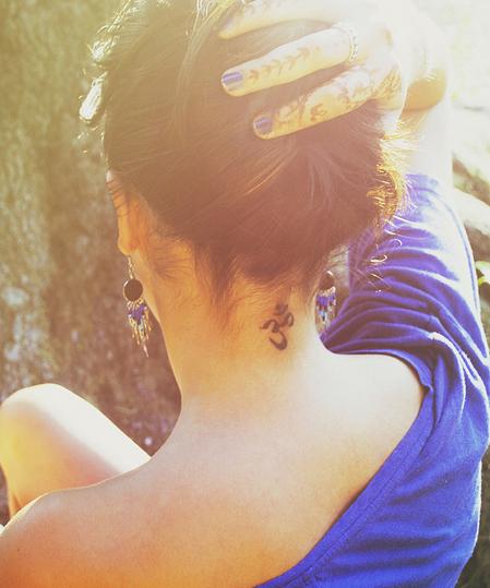 Oohvelocitygirl Tattoo Tuesday Buddhist Symbols
