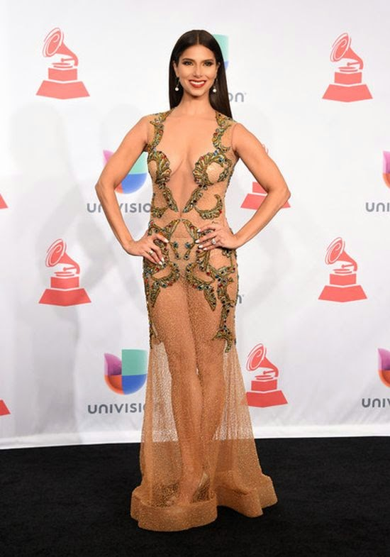 Well, may she's not nothing, but Roselyn Sanchez did make the situation to everything with those incredible garment. The dress is beauty and the 41-year-old translated its all by most prestigious kicking at the Latin Grammy Awards in Las Vegas, USA on Thursday, November 20, 2014.