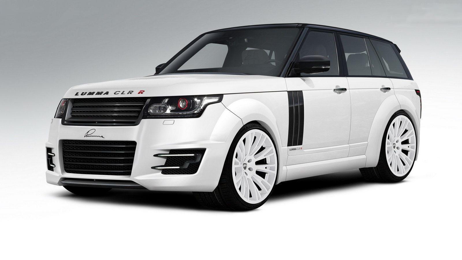 2013 Land Rover Lumma Design - Lançamentos e Novidades ...