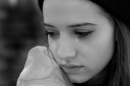 Girl Crying Stock Images, Royalty-Free Images &