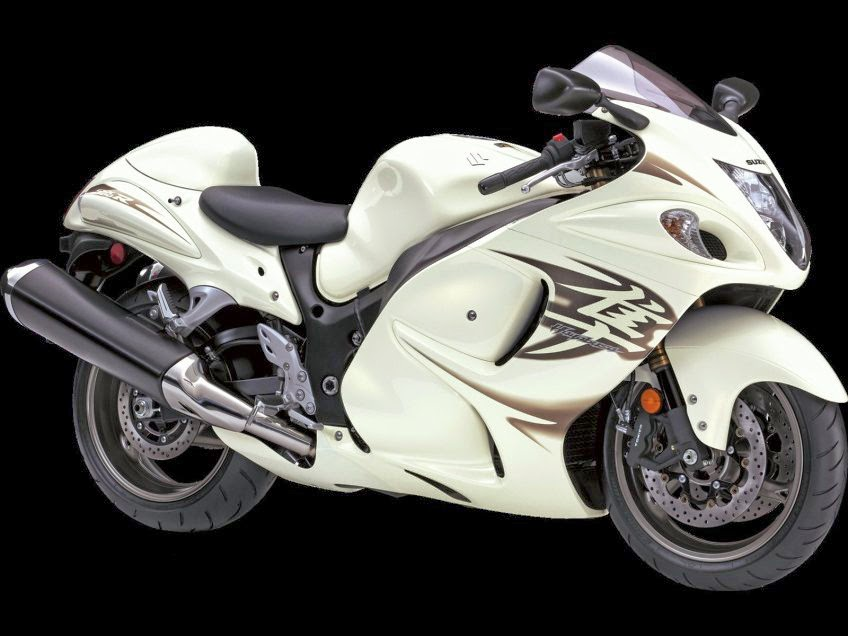 Beautiful and Highspeed Sports Bikes