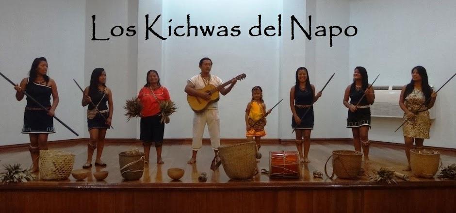 Los Kichwas del Napo