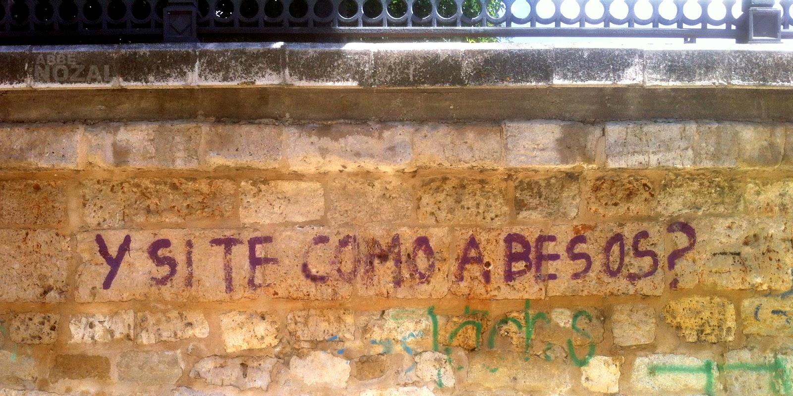 Besos, 2014 Abbé Nozal