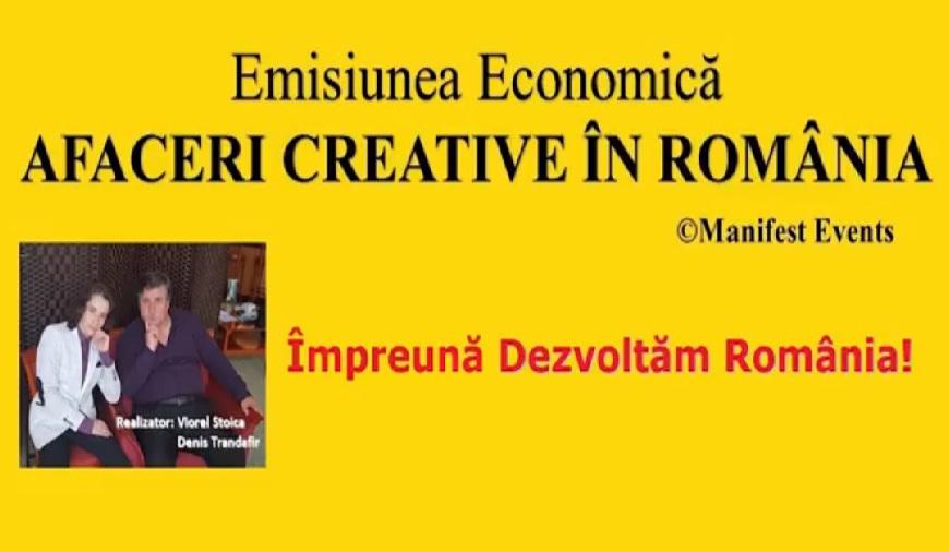 Emisiunea Afaceri creative în România
