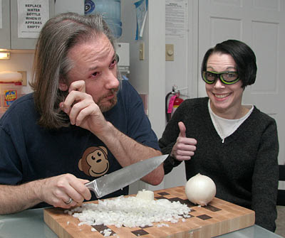 Gadgets To Make Cooking Easier - Onion Goggles