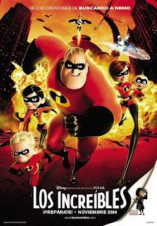 Los Increíbles (2004) Online