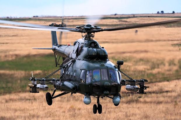 Mil Mi-17 Hip (Gambar 1). PROKIMAL ONLINE Kotabumi Lampung Utara