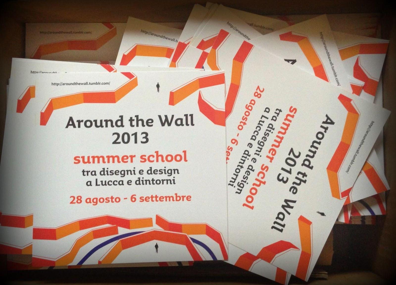 ATW 2013 - international summer school at Lucca