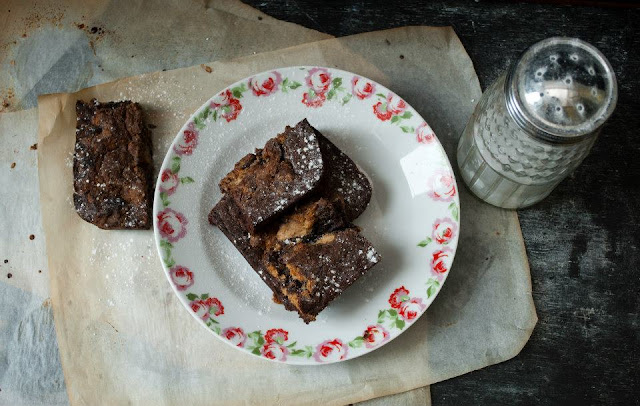 peanut, butter, brownies, food, blog, blogger, uk, baking, recipe, chocolate