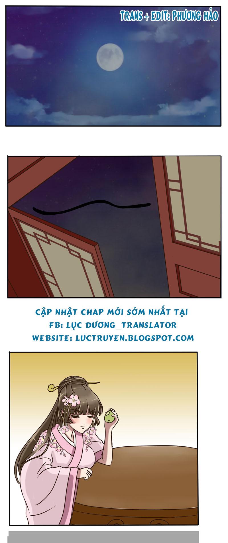 Thông Linh Phi Chap 16 - Next Chap 17