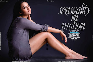 Sonakshi Sinha Hot Photoshoot Maxim India December 2010
