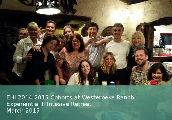 EHI Program Cohorts Attend Experiential at Westerbeke March 2015