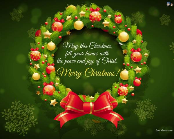 Merry Christmas Card wishes 2014, Wishes for cards, Messages, Greeting Quotes
