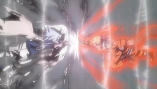 Sasuke VS Naruto Pre-Timeskip mangacomzone