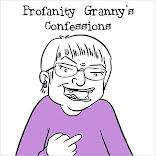 Profanity Granny by Pat Hatt
