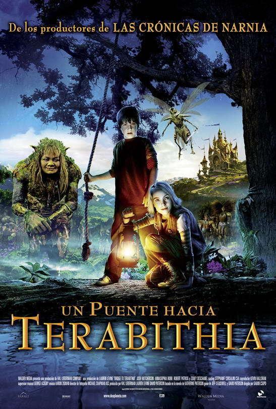 Un Puente hacia Terabithia