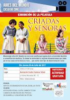 Ciclo Aires del Mundo: Criadas y Señoras