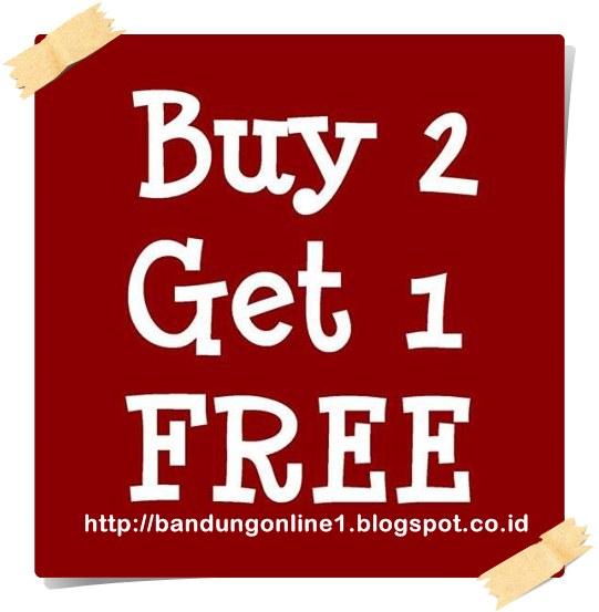 buy 2 get free 1