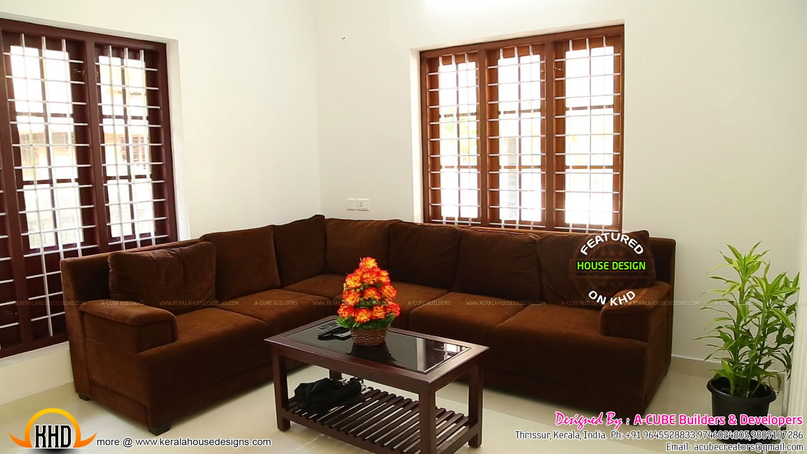 3 Bedroom Floor Plans Kerala