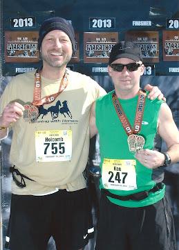 Myrtle Beach Marathon 2013