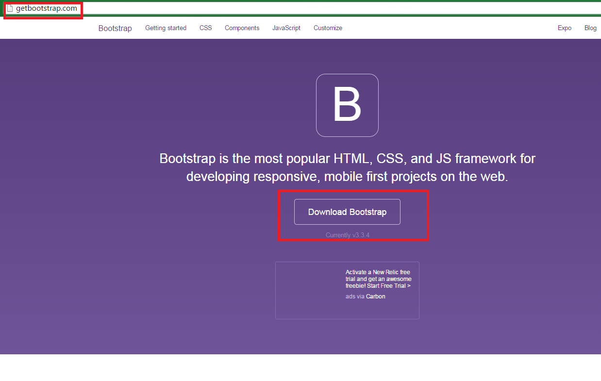 Add a Bootstrap Alert to an MVC View