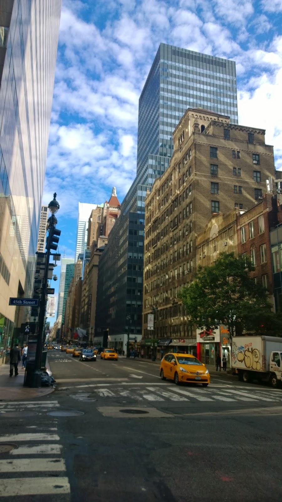 Avonturen vanuit ons hoekje van de wereld: anderhalve dag new york ...