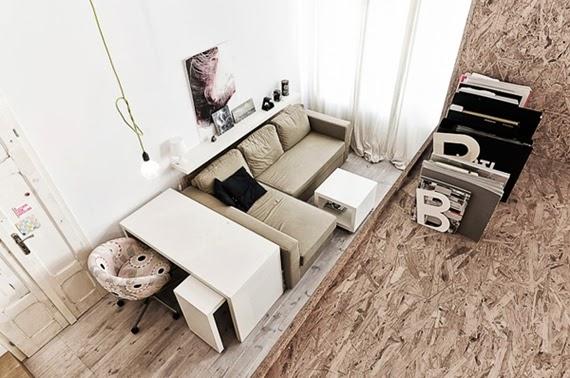 apertado e alto - loft - apartamento pequeno