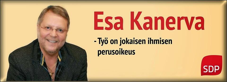Esa Kanerva