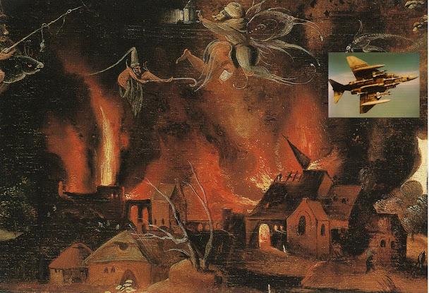 """El fin de estos tiempos o la bíblica abominación desoladora... ¿devastación nuclear o """"alienígena""""?"""