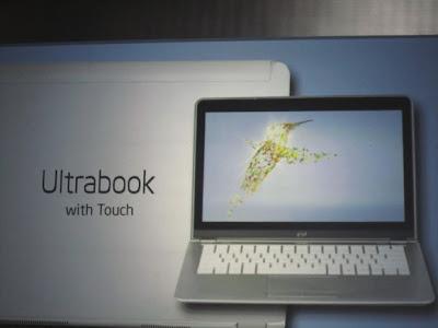 intel touchscreen