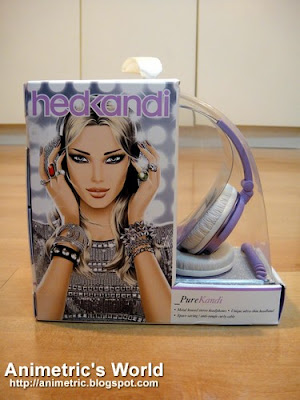 Hed Kandi Pure Kandi Earphones Review