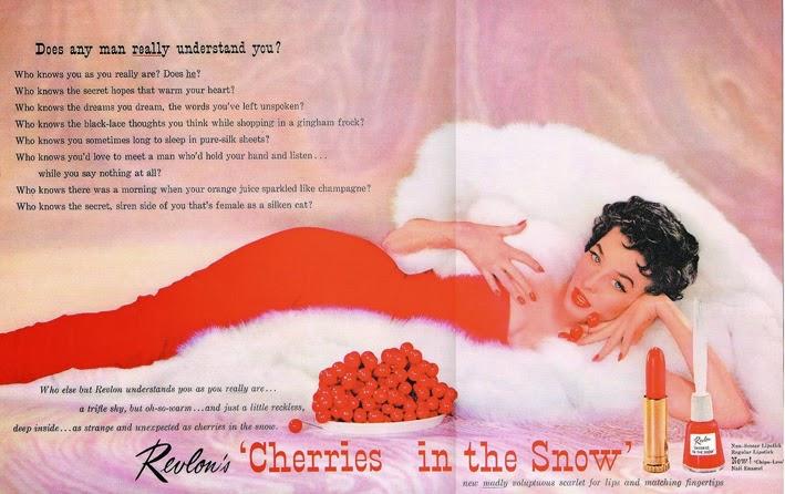 Revlon's Retro Cherries in The