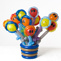 Balloon Bouquets6