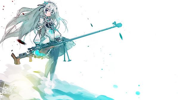 Hitsugi no Chaika Anime 6y