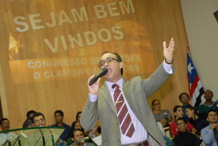 Pr. Daniel Vieira - IEADPF