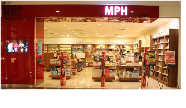 mph bookstore Taking center stage in borders malaysia is its beyond books experience that encourages customers to browse books and magazines as much as they like in their favourite borders store make borders bookstore your personal heaven.
